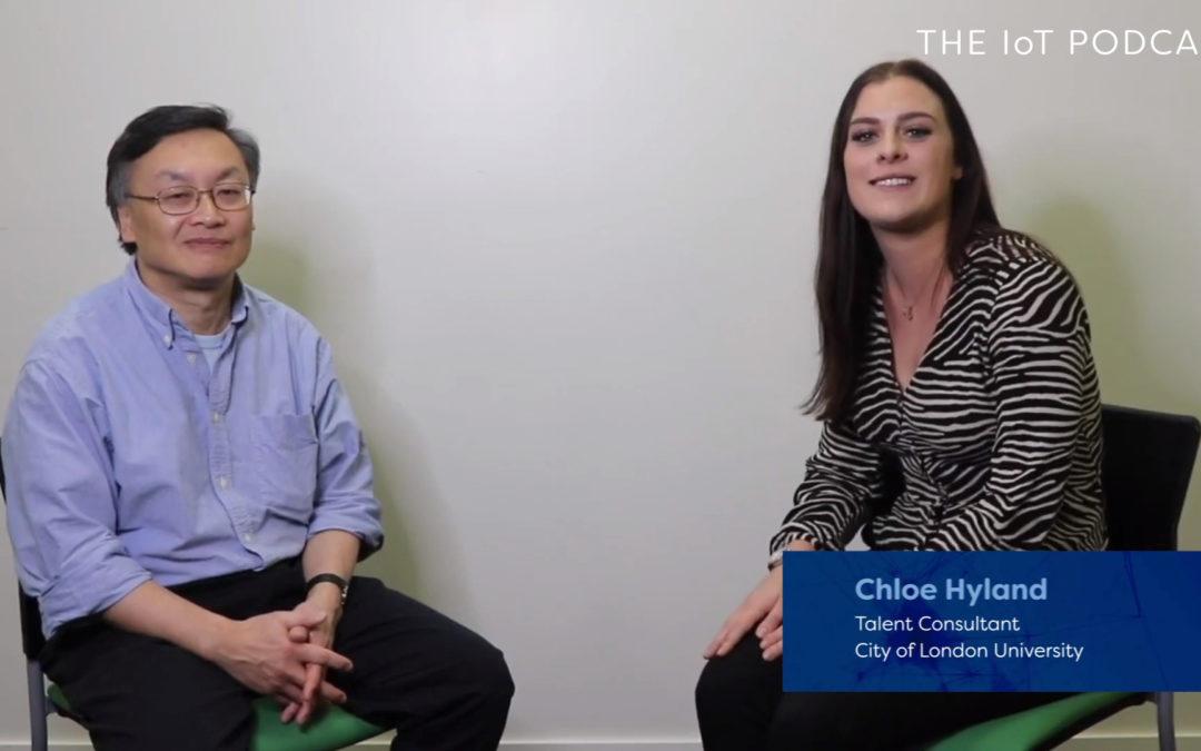 Tom Chen, Professor in Cyber Security of City University London