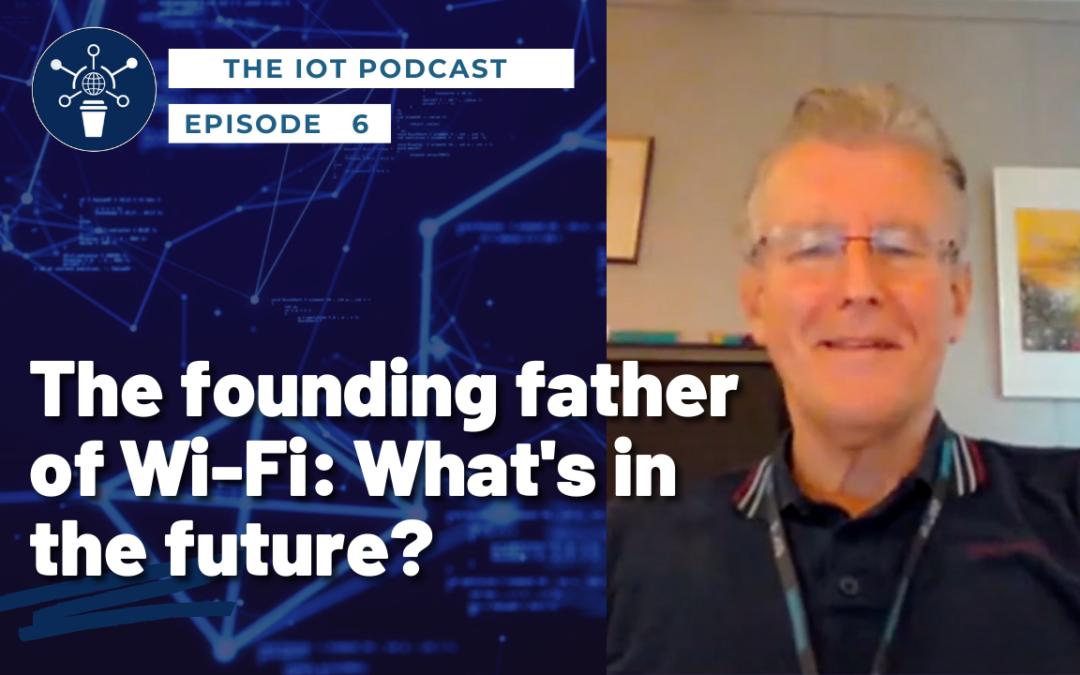 6 | Cees Links, GM Wireless Connectivity, Qorvo Inc. | The Future of Wi-Fi