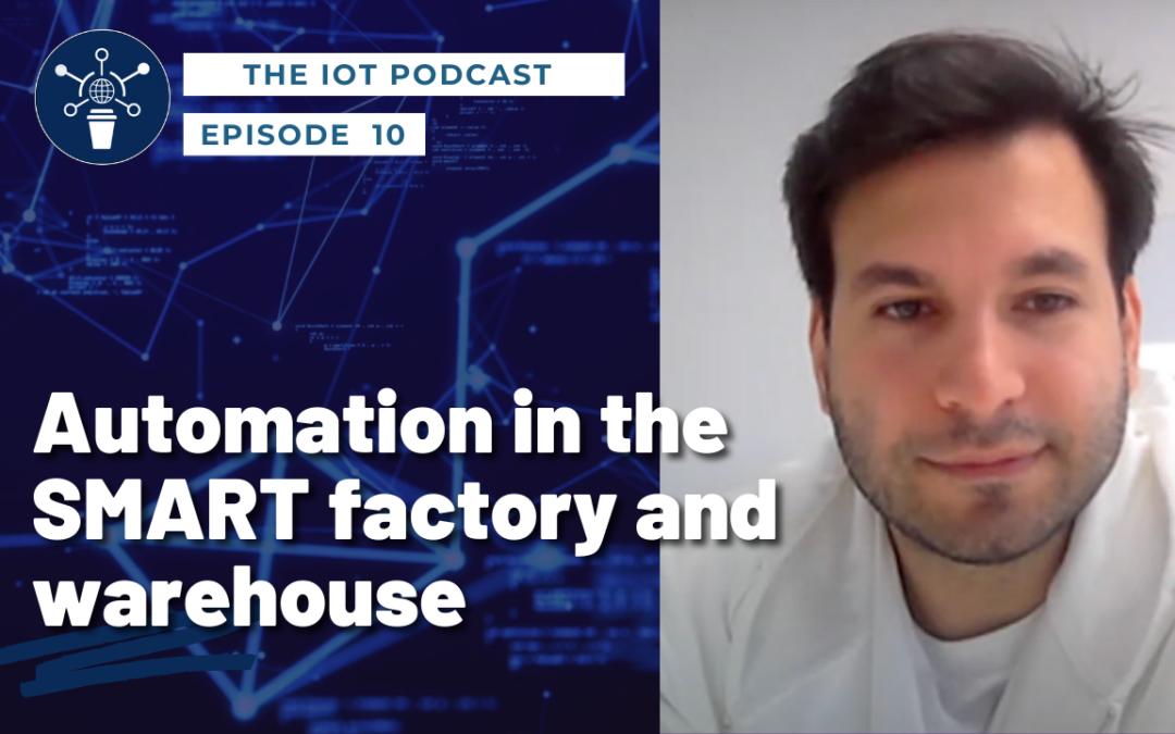 10   Ersan Guenes, Founder, CEO, INTRANAV   The Technologies leading Industry 4.0.