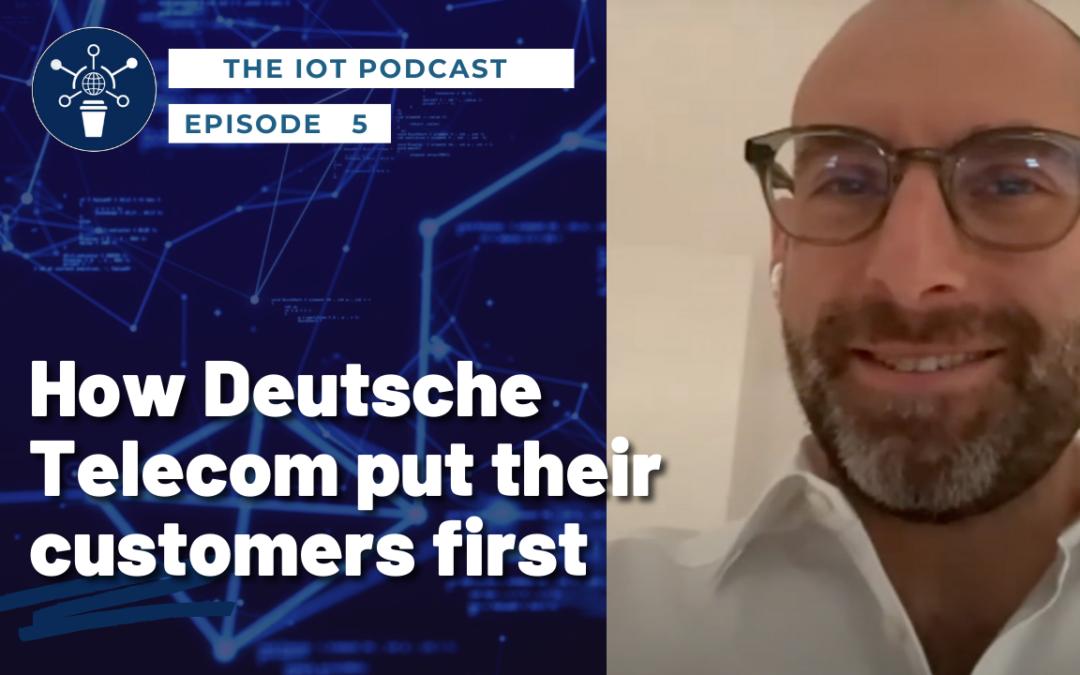 5   Rami Avidan, CEO Deutsche Telekom   His IoT Journey and the IoT Hub